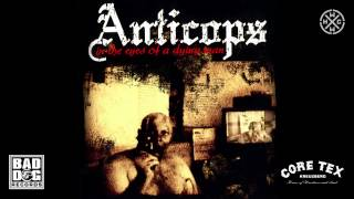 ANTICOPS - CRACKTOWN BRICKWALLS - ALBUM: IN THE EYES OF A DYING MAN - TRACK 06