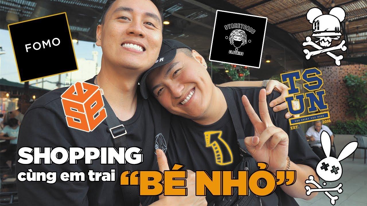 5 Local Brands siêu chất mà ai cũng có thể mặc đẹp , Shopping cùng Fabo Nguyễn Vlog 150