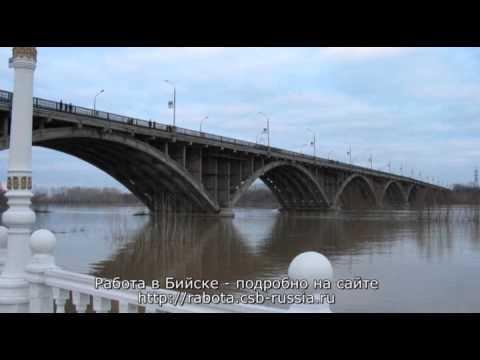 Работа в Бийске: вакансии и резюме Бийска