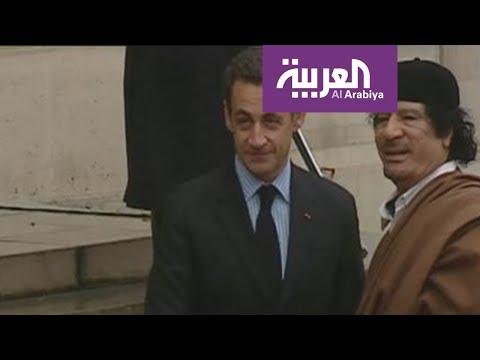توقيف الرئيس الفرنسي الأسبق ساركوزي على خلفية التحقيق في تمويل حملته الانتخابية  - نشر قبل 11 ساعة