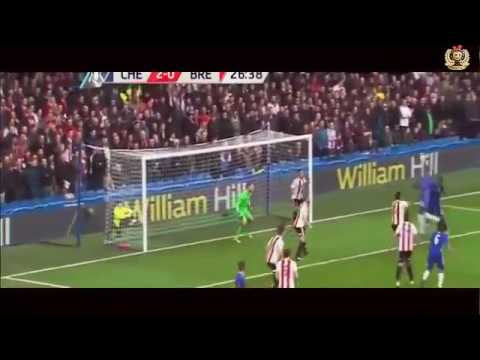 Download CHELSEA 4-0 BRENTFORD - Full Highlight All Goals FA CUP 28 1 2017 HD