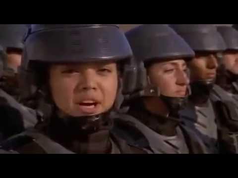 Tropas Estelares - (Starship Troopers) - Filme completo e dublado(PT-BR)