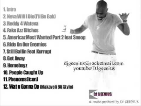 2pac ICON MIXTAPE (3songs promo)(DJ GEENIUS) FREE album DOWNLOAD