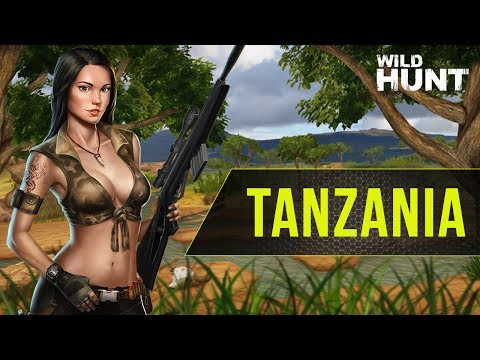 Wild Hunt: Sport Hunting Game - Tanzania