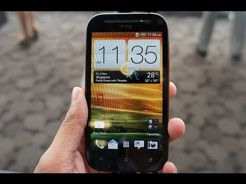 HTC Desire SV Hard Reset, Format Code solution