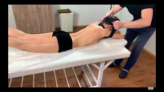 Как делать массаж при лечении бронхита?