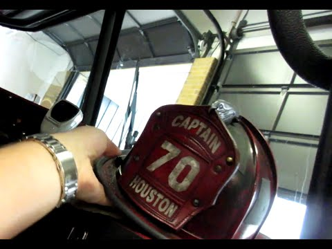 Fire Station 70, Vlog #27 (1-31-15)