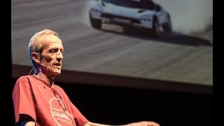 For the love of problem solving -- designing a super car: Dimitris Korres at TEDxThessaloniki