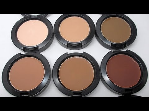 how to contour with cream foundations mac pro sculpting cream demo review youtube. Black Bedroom Furniture Sets. Home Design Ideas