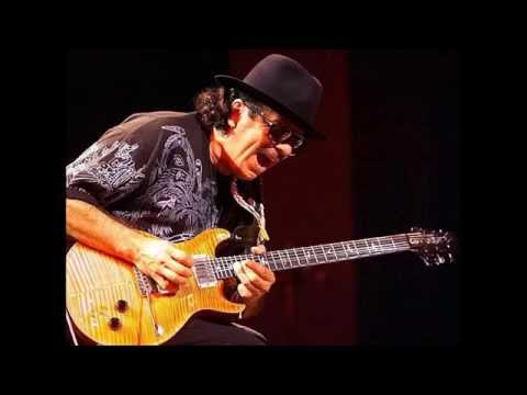 Carlos Santana Moonflower Backing Track (full version)