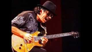Carlos Santana Moonflower Backing Track (full version)