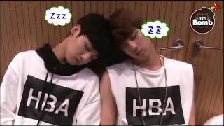 BTS - Đừng ngủ khi bangtan còn thức