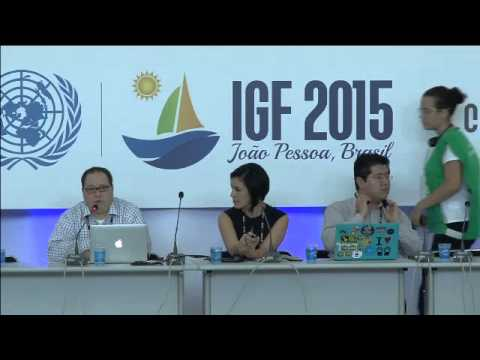 IGF 2015 Day 3 - WK 3 - WS 245 Mexico: The National Digital Strategy and the MSH model