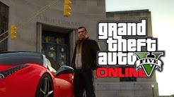 GTA 5 Online: Story Mode Expansion Headed To Liberty City? (GTA V)