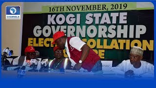 Kogi State Governorship Election Result Collation Pt.5
