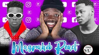 🔥 STRONGMAN vrs MEDIKAL BEEF (Full Magraheb Reaction). Oooogyaaaa 🔥🔥🔥