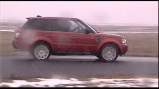 Наши тесты - Range Rover Sport (2008)