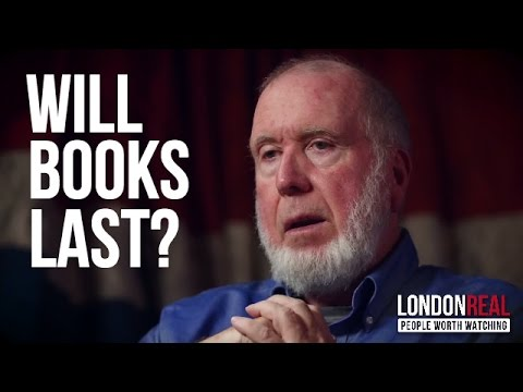THE FUTURE OF BOOKS - Kevin Kelly on London Real
