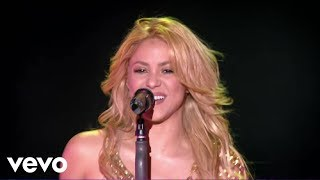 Shakira - Whenever, Wherever (Live)