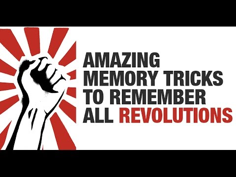 Tricks to Remember all Revolutions (Green, Blue. etc.) by Roman Saini [UPSC CSE/IAS, SSC CGL]