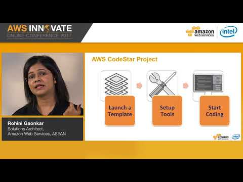 AWS CodeStar - Unified Interface to Accelerate Your Software Delivery (Level 300)