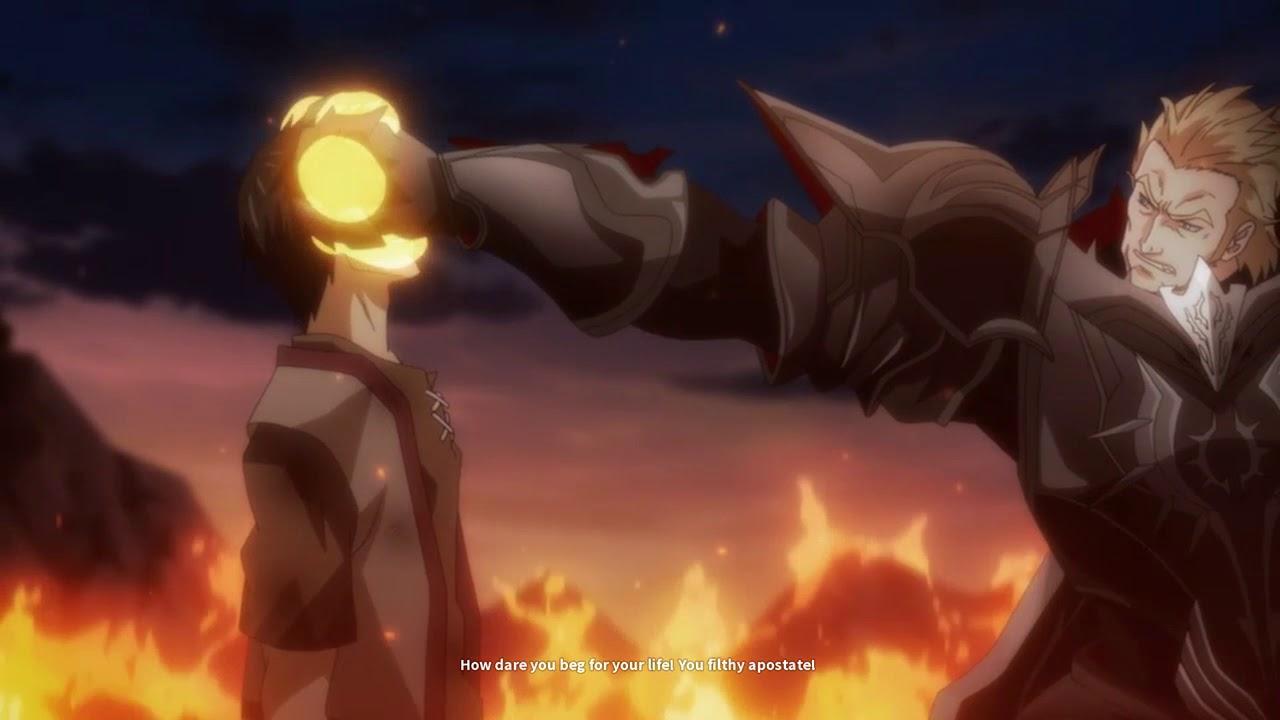 KurtzPel : Bringer of Chaos Intro #1 Steam Version
