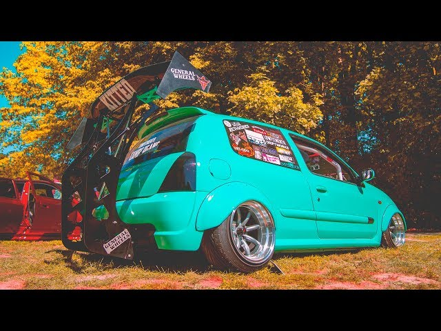 @badass_clio - Shortcut 30 Seconds - Renault Clio - 4K