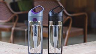 KOR Nava Filtered Reusable Bottle   Best Water Bottle BPA Free