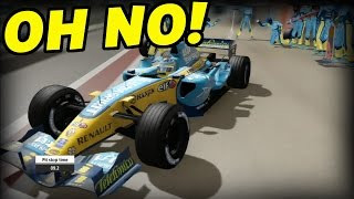 F1 2006 IS BACK