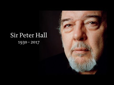 Sir Peter Hall: The Visionary | Glyndebourne