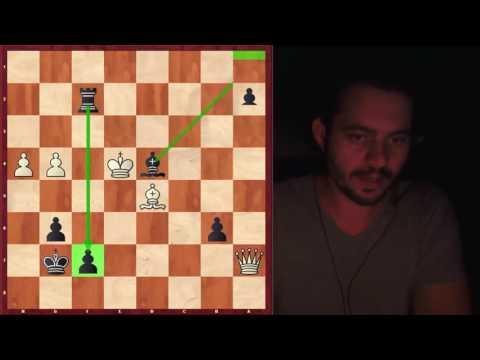 Quelques parties d'échecs sur chess.com