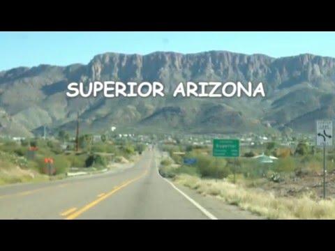 Main Street Superior Arizona
