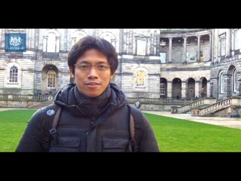 The Chevening Scholarship experience in Edinburgh