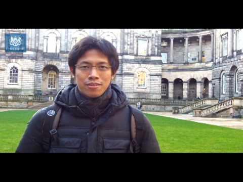 The Chevening Scholarship experience in Edinburgh