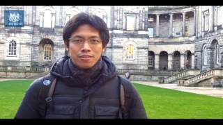 The Chevening Scholarship experience in Edinburgh thumbnail