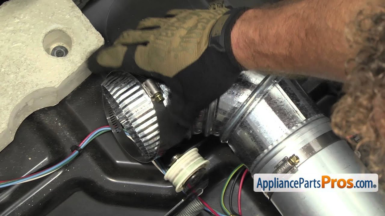 Installing A Side Venting Kit On Whirlpool Dryer