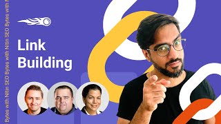 SEO Bytes with Nitin - The magic of Link Building