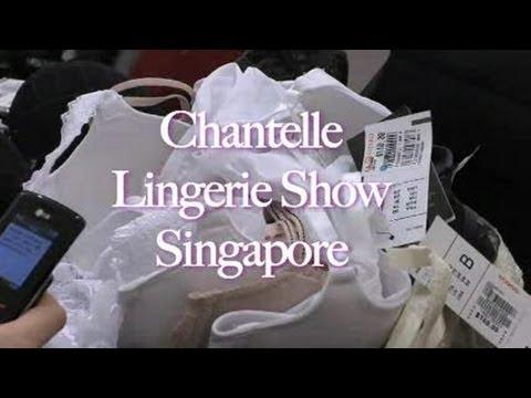 Front Seat: Chantelle Lingerie (Pt 1)