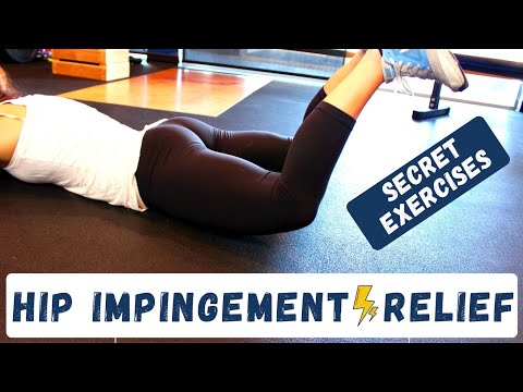 Hip Series (2 of 5):16 Hip Impingement Treatments/ Assessments