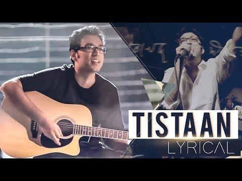 Anupam Roy Hit Song | Tistaan ( Lyrical ) | Durbine Chokh Rakhbona | SVF Music | 2017