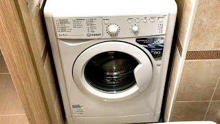 стиральная машина Indesit IWUB 4105. Отзыв и обзор