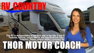 Thor-compass Ruv-24sx - By Rv Country- With 10 Locations In California, Nevada, Arizona, Oregon And