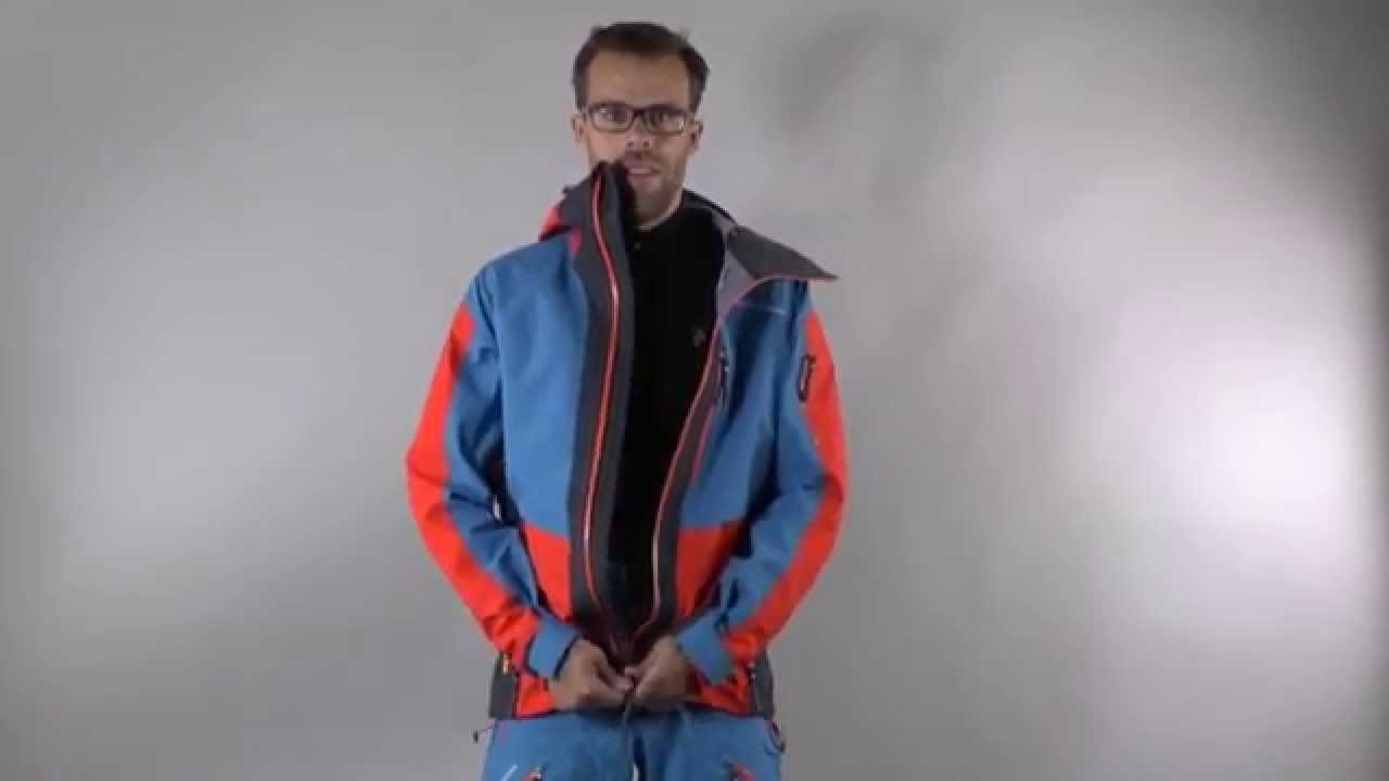 watch 273b3 54a60 Peak Performance Heli Gravity Jacket