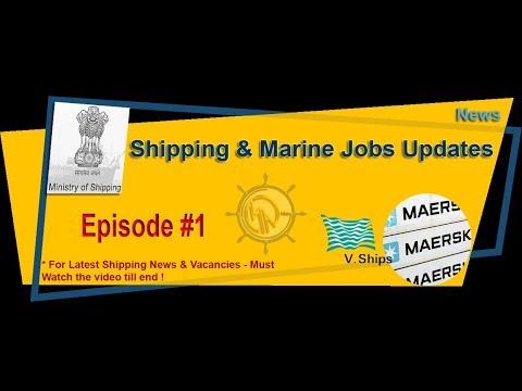 #1 Shipping & Marine Job Updates| सभी Seafarers के लिए |Job Vacancy |Placement|Merchant Navy