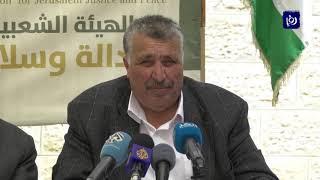 شخصيات دينية ووطنية تطلق مبادرة شعبية لإنهاء الانقسام الفلسطيني - (29-4-2019)