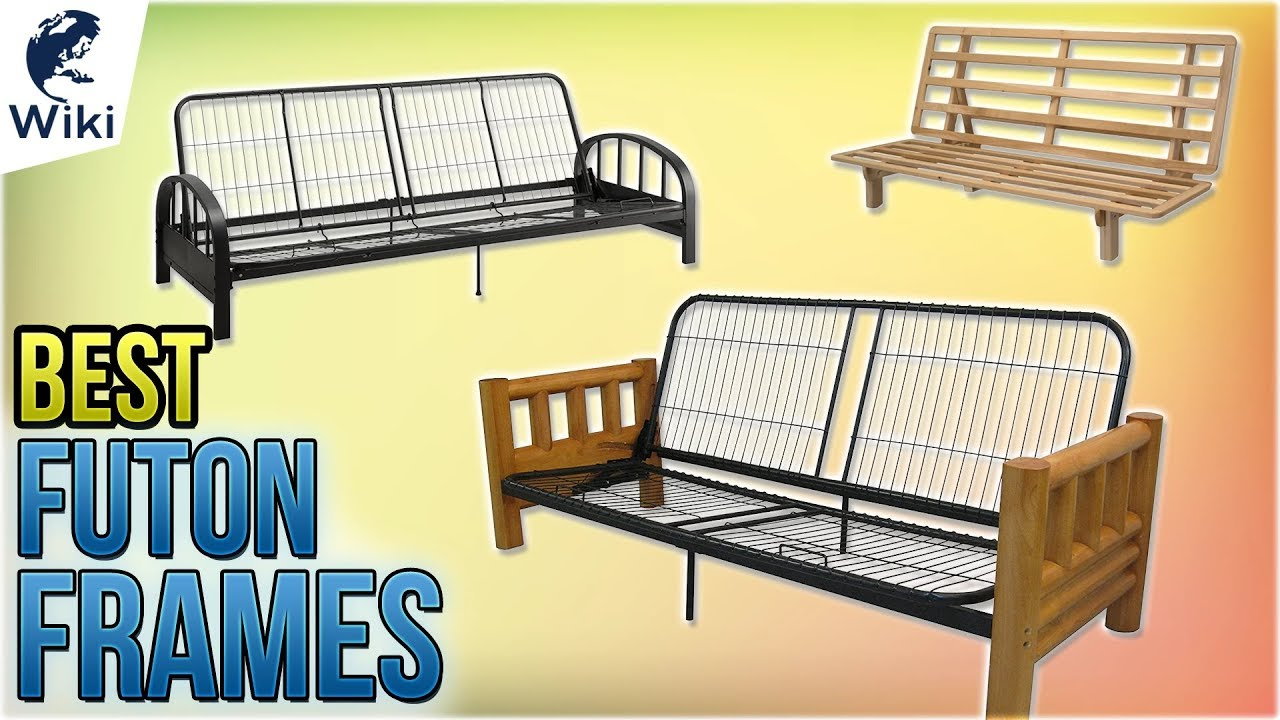 10 Best Futon Frames 2018 You