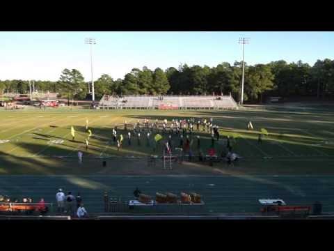 Hobbton High School Marching  Band 2016