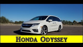 Honda Odyssey / ¡Un jet privado para las calles!