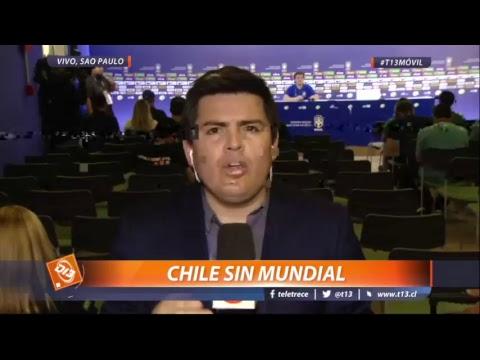 📡 EN VIVO | #VamosChile: Vivimos la previa del Brasil vs Chile