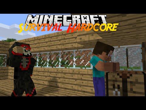 [MinecraftVN] Survival Hardcore #1 : Mong Trời Phù Hộ !! w/ZerosOfGamer